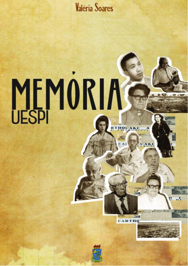 Capa para Memória UESPI